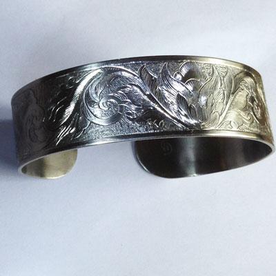 Titanium armband titanium-c-6